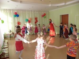 Весёлы танец